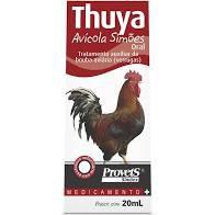 Thuya Avícola Simões 20 ML