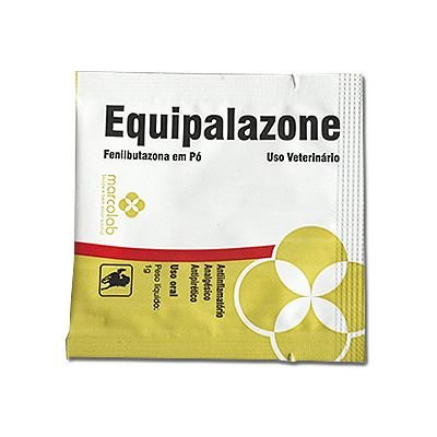Equipalazone Pó Envelope 1 G