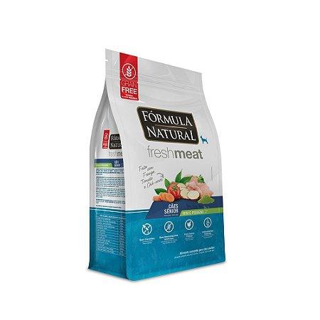 Fórmula Natural Fresh Meat - Mini e Pequeno Porte Senior