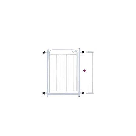 Portão c/ Extensor Quadrado 10 Cm - Aço Mix
