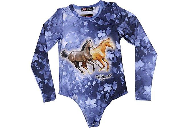 Body Inverno Cavalos 34101 Mod. 001