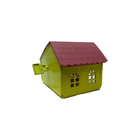 Casinha Plástica Hamster - Jel Plast