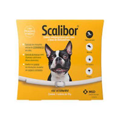 Coleira Scalibor 0,19 G - 48 Cm