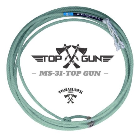Laço / Corda Tomahawk - MS 31 Top Gun