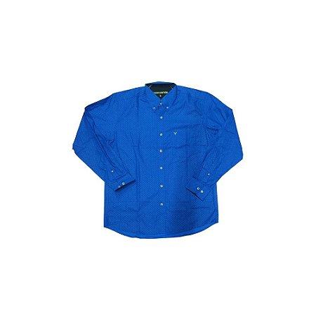 Camisa ML Bucks Western Mod. 001