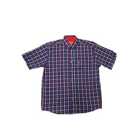 Camisa MC Masc Tomahawk Mod. 011