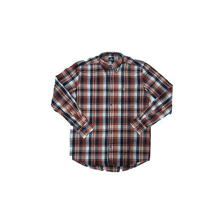 Camisa ML Masc Os Coroné Mod. 002
