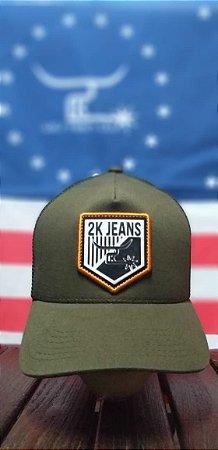 Boné 2k Jeans - B2K - 011