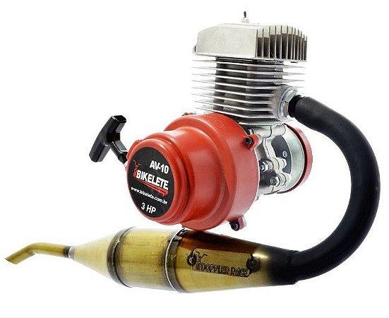 Kit Motor 75cc Doppler 4 Palhetas - Competição