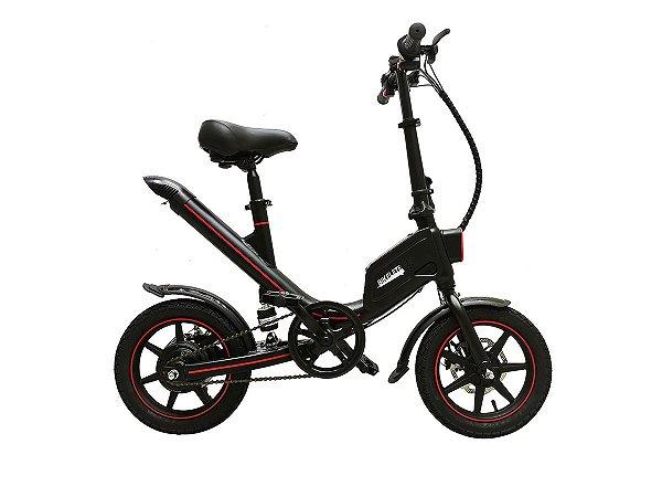 Bicicleta Elétrica E-BIKE 350W Aro 14