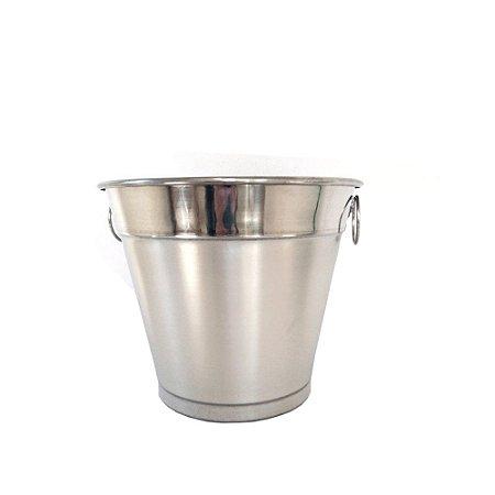Balde Gelo Aluminio 6 Litros Polido Alumina 0280