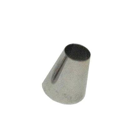Bico Confeitar Inox Perle N. 05 1,5 Cm Gallizzi 0580