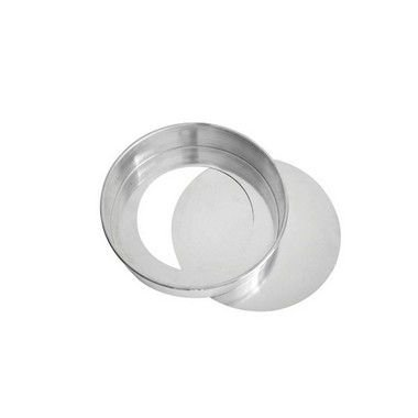 Forma Redonda Fundo Falso 27 x 5 Aluminio 0684 Gallizzi