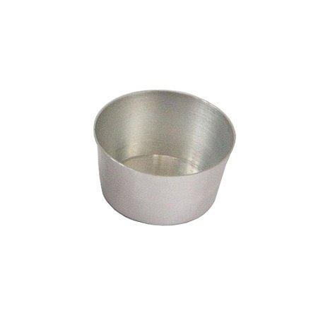 Forma Aluminio Cupcake Muffins 6 x 3 Cm Duzia 0715 Gallizzi