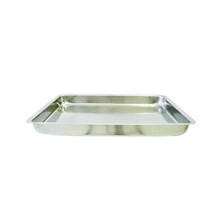 Forma Assadeira Retangular Alta Aluminio N. 04 0174 Arary