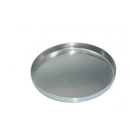 Forma Para Pizza 25 Cm x 1,5 Aluminio 0721 Gallizzi