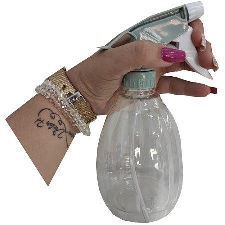 Borrifador transparente 500 ml sortidos chile 1201  Peso 0,04  8,5x8,5x20