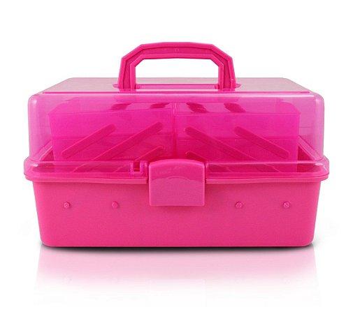 Caixa Organizadora Multiuso Jacki Design Ahx17183 pink