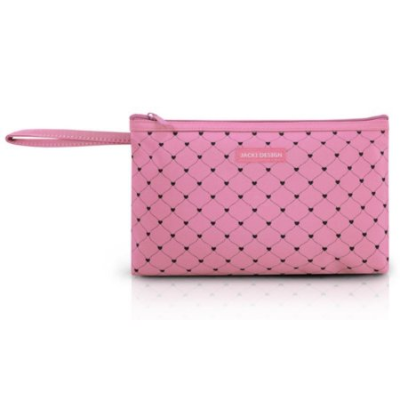 Necessaire com alça Jacki Design Pink Lover Rosa