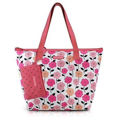 Bolsa com porta moedas Jacki Design Pink lover Salmão