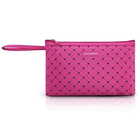 Necessaire com alça Jacki Design Pink Lover Pink
