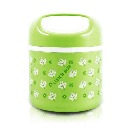Pote Marmita Verde Lunch Box 780 ml Jacki Design