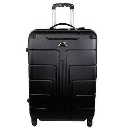 Mala Pequena-bagagem de mão Cruzeiro Abs França preta