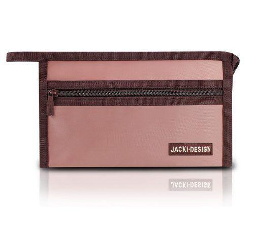 Necessaire Envelope de viagem para bolsa Jacki Design rosa