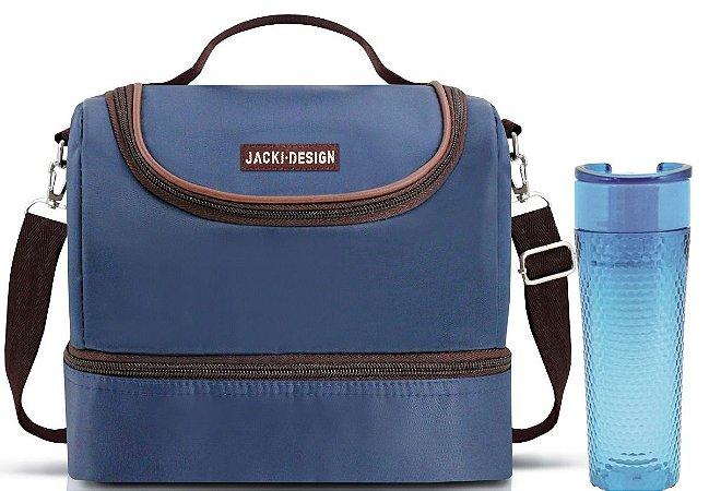 Bolsa Térmica Essencial Com Copo Awm17161 Jacki Design