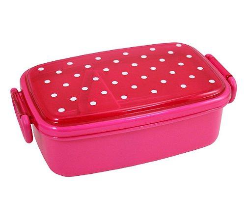 Pote com divisória Pink Jacki Design