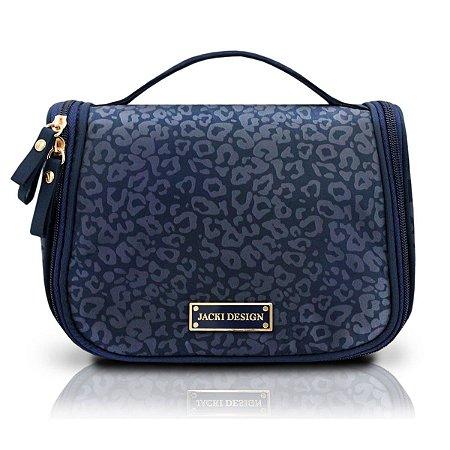 Necessaire para viagem azul Miss Chantelle Jacki Design