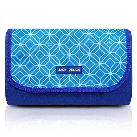 Tapete Para Piquenique Impermeável Fresh Azul Jacki Design