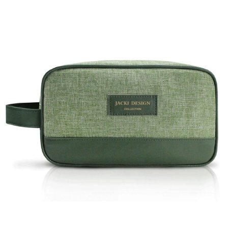 Necessaire Com Alça Lateral Verde Be You Jacki Design