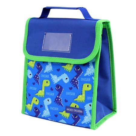 Bolsa Térmica Infantil Menino kids Azul Claro Jacki Design