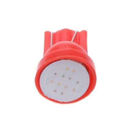 Par de lâmpadas LED Pingo Cob Vermelho