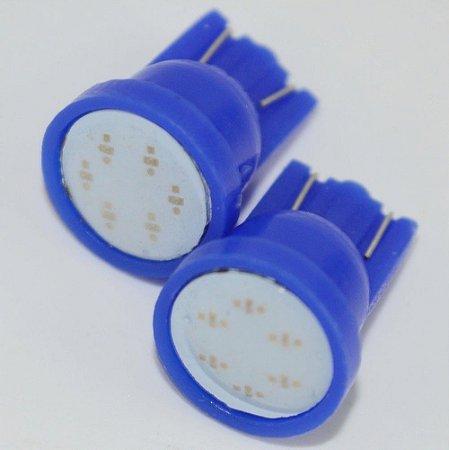 Par de lâmpadas LED Pingo Cob Azul