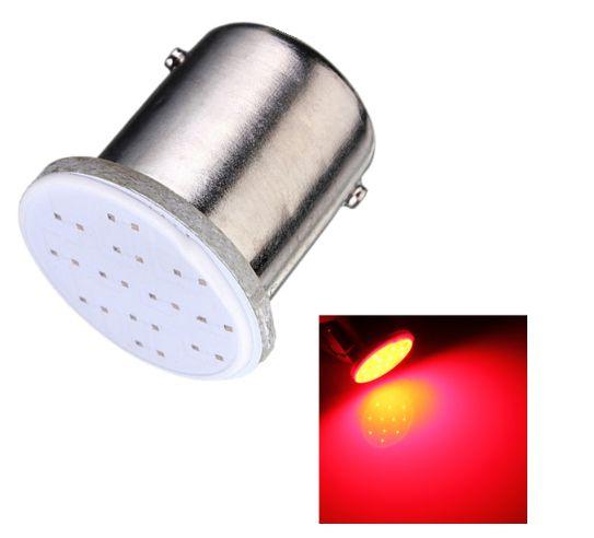 Lâmpadas Led Lanterna Cob Vermelho 1 Polo 1156