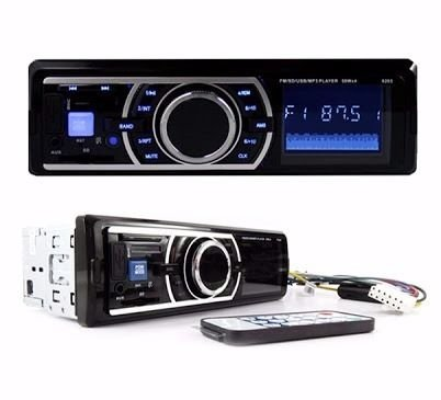 Rádio MP3 Player Automotivo