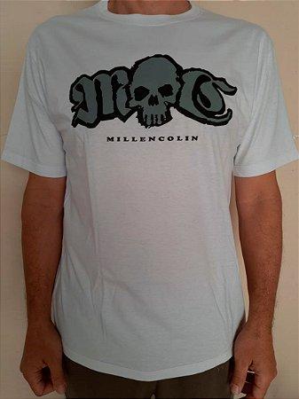 Camiseta Millencolin - MCSkull  - Branca