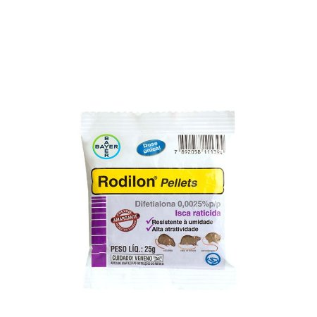 Rodilon Pellets - 25gr