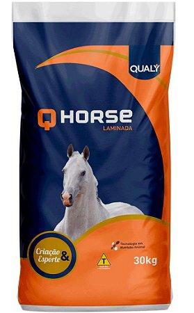 Ração Q-Horse Laminada - 30 KG