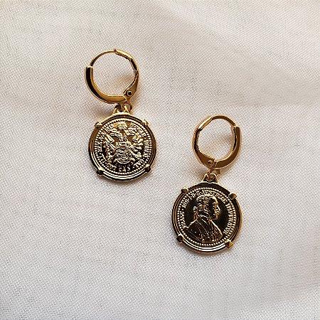 Argolinha Gold Coin
