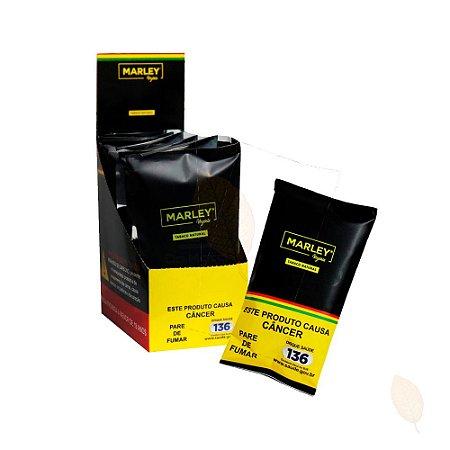 Caixa de 5 Bags Tabaco Marley para Cigarro