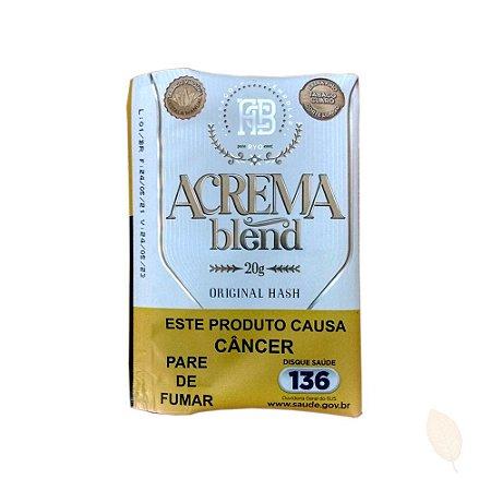 Tabaco Acrema Blend Original Hash - Hitobacco 20g