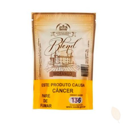 Tabaco para Cachimbo Blend Morango