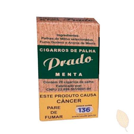 Cigarro de Palha Prado Menta