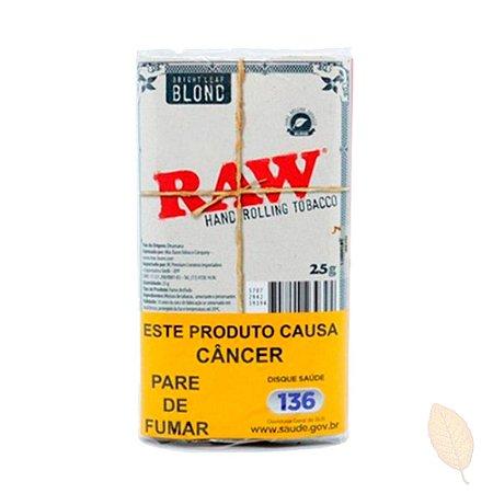 Tabaco Raw Blond para Cigarro