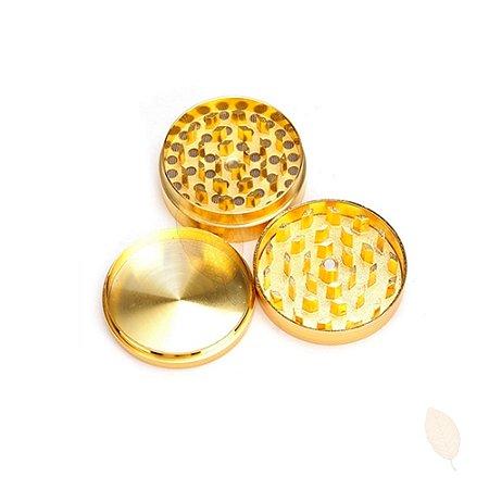 Dichavador de Metal Gold Grande 2 partes