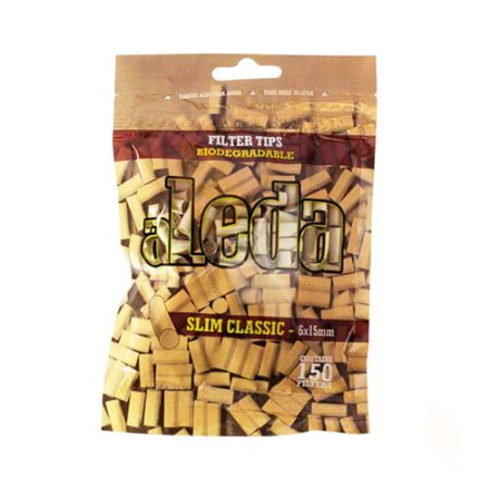 Filtro para Cigarro aLeda Slim Biodegradável