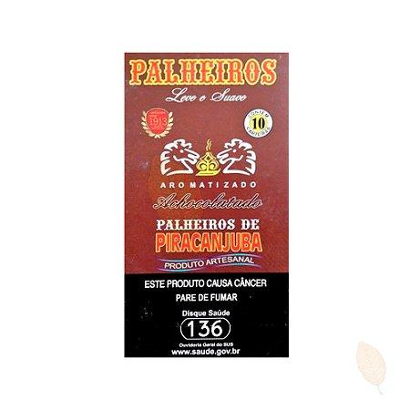 Cigarro de Palha Piracanjuba com aroma de Chocolate